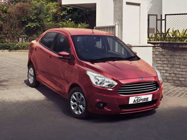 Price - Ford Figo Aspire: What it looks like from inside