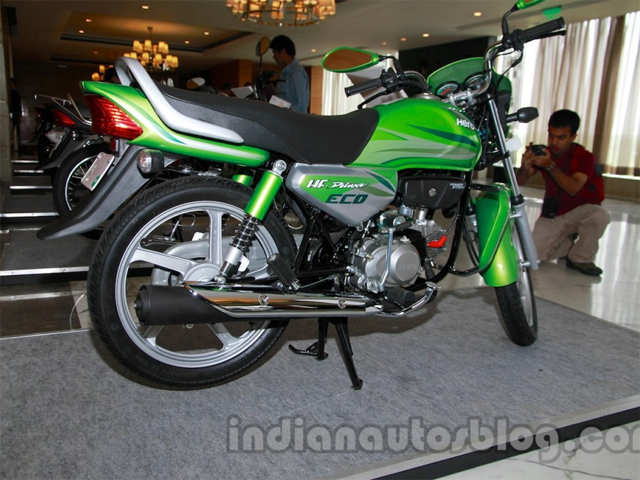 Price 2015 Hero Hf Deluxe Hf Deluxe Eco Launched At Rs 42 100 The Economic Times
