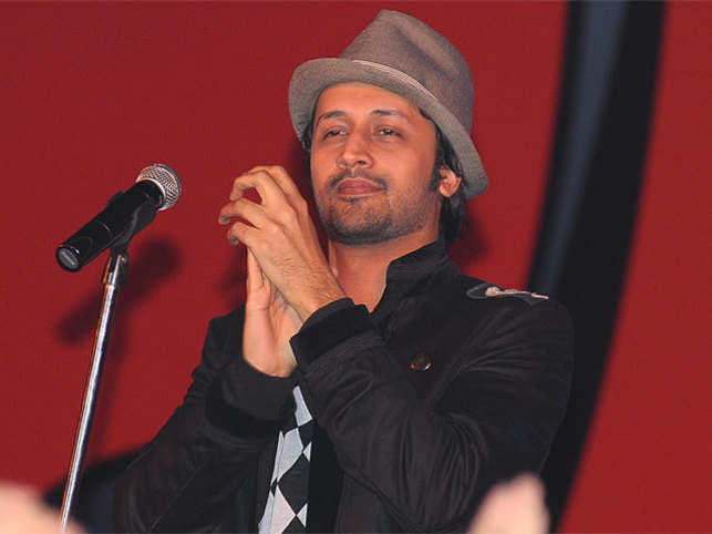 Having carved a niche for himself in Bollywood music, Atif Aslam is now ready to give competition to the actors in the Hindi film industry.