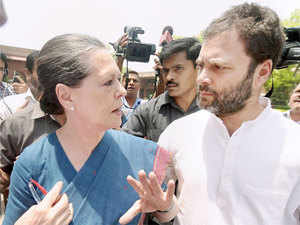 """Gandhi accused the Prime Minister of practicing politics of revenge and not """"politics of change"""" which he had promised for Amethi during elections."""