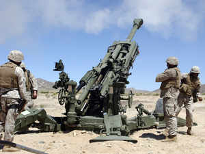The government will soon take a call on a fresh army proposal on acquiring BAE'sM777Howitzer. (Getty Images)