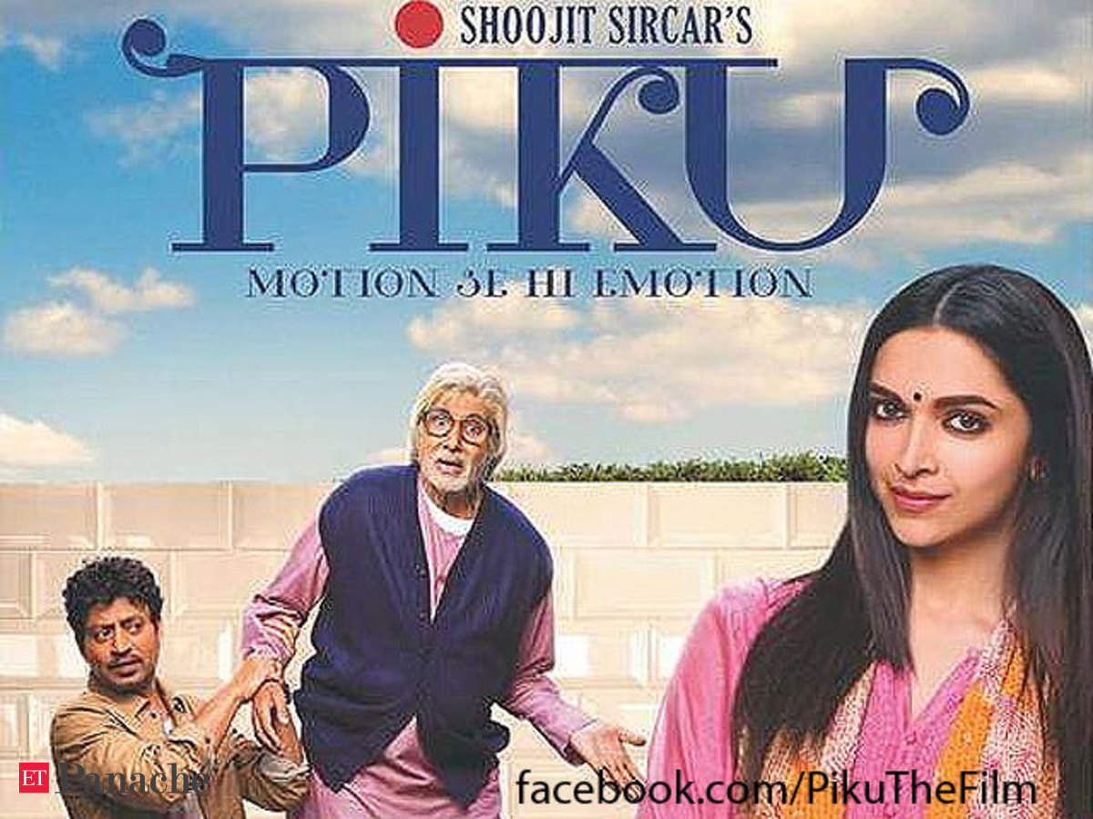 Movie Review: 'Piku' is an e-motional journey with quirky characters - The Economic Times