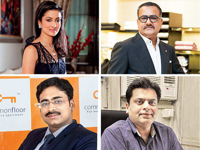 When you thirst for excellence, greed can be a good motivator. But what does it really mean to these industry stalwarts? ETPanache finds out.