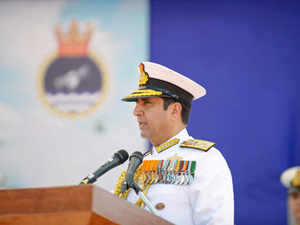 The Navy, under Prime Minister Narendra Modi's 'Make in India' initiative, has taken lead in manufacturing indigenous warships and submarines, he told reporters.