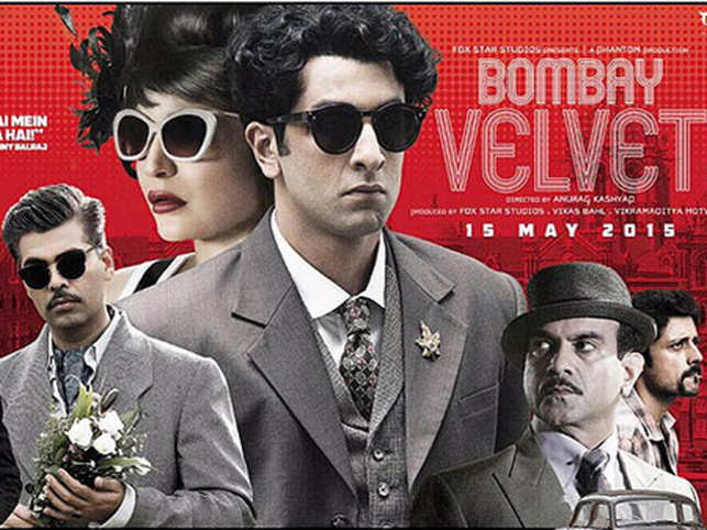 Image result for bombay velvet