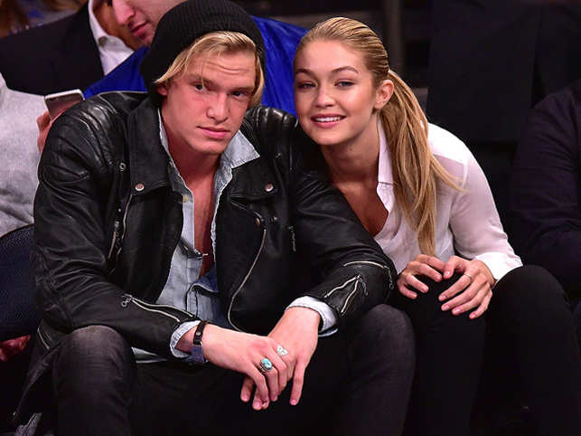 Image result for cody simpson gigi hadid