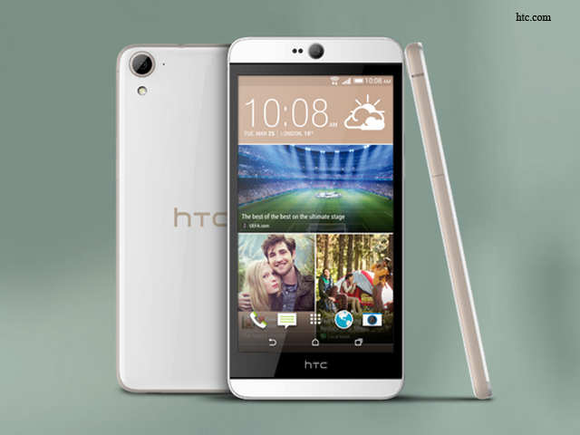 HTC Desire 826 — Rs 25,000 (approximately) - 10 best smartphones you