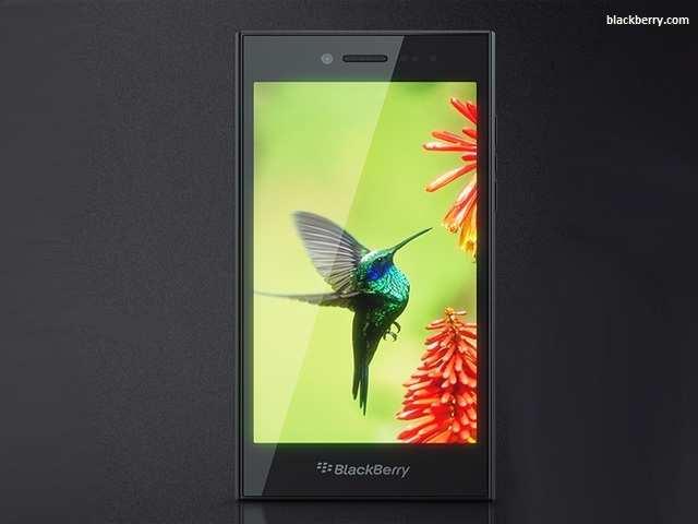 BlackBerry Leap review - BlackBerry Leap review   The Economic Times
