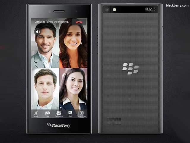 BlackBerry Leap review - BlackBerry Leap review | The