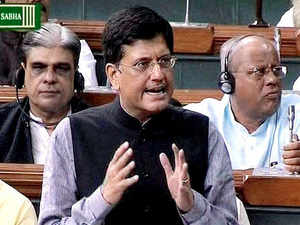 Western Coalfields Ltd, an arm of Coal India Ltd, is alone looking at opening around 12 mines in the next 12 months, Piyush Goyal said.