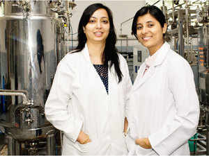 Nidhi Adlaka & Neha Munjal are developing a bioprocess for butanediol. Over the next few decades, chemical routes of manufacture will gradually be replaced by more environment friendly biological methods.