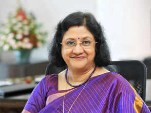 "Confirming the move, Arundhati Bhattacharya said, ""CSR activity is a very important activity for us. To give it a sharper focus, we have decided to float a separate entity."""
