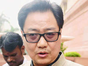 Minister of State for Home Kiren Rijiju also said that underworld don Dawood Ibrahim was living in Pakistan and government was committed to bringing him back to face law.