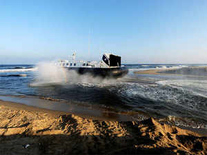 The Indian Coast Guard today commissioned ICGS Ankit and three high-speed interceptor boats at Porbandar.