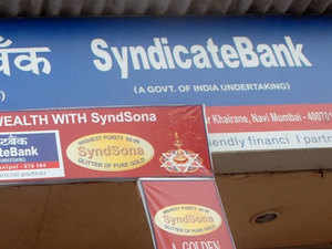 Syndicate Bank today announced elevation of its executive director Arun Shrivastava to the the post of Managing Director and Chief Executive Officer.