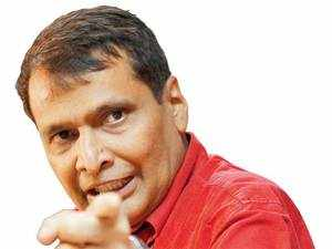 While talking to ET Magazine, Suresh Prabhu said the Railways' condition before he became minister was precarious.