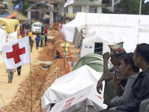 Red Cross increases aid for Nepal quake victims to $93 mn