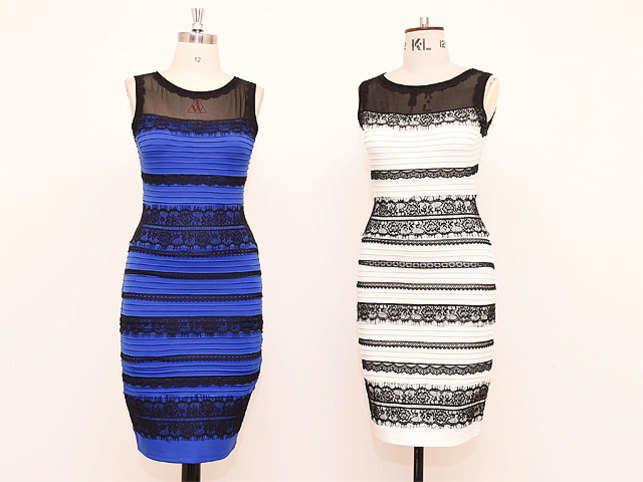 Blue black dress or white gold dress