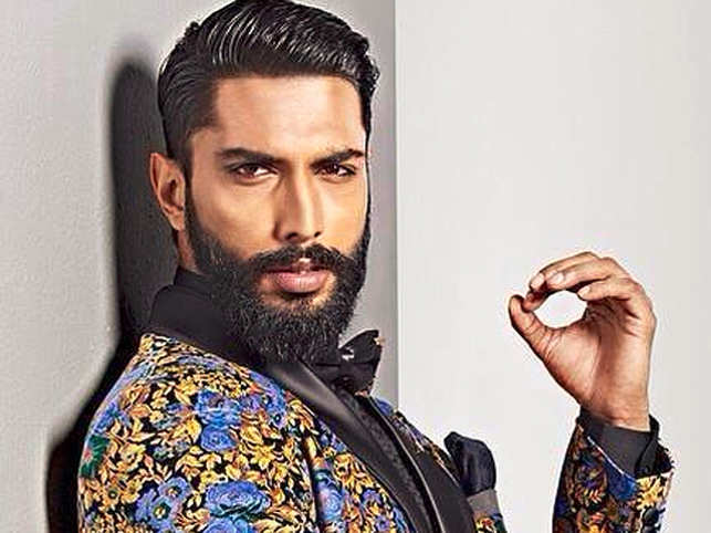 Reigning Mr India, Prateek Jain is the first indian male