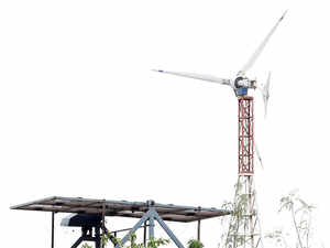 The order is part of the Business Partnership Agreement signed withMytrahin May 2010 to purchase 1GWof turbines fromSuzlonGroup. (Representative image)