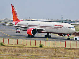 Air India today became the first airline to start commercial operations from recently openedKaziNazrulIslam Airport, atDurgapur.