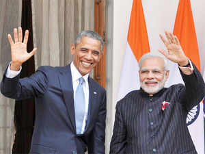 """The President fondly recalled his visit to India in January and personal friendship with Prime Minister Modi,"" the Embassy said."