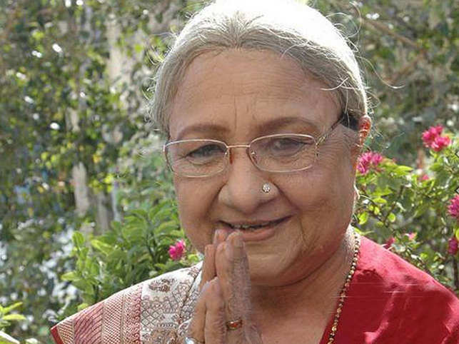 Sudha Shivpuri, wife of Om Shivpuri & popularly known as Baa in 'Kyun Ki Saas Bhi Kabhi Bahu Thi', passed away on Wednesday morning.