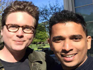 "Speaking on his investment in a statement, Biz Stone said, ""I'm honoured to be a part of Deepak's next big project and I am truly impressed by what he has already accomplished in his life."""