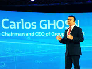 Ghosn, who was in Chennai for the unveiling of the800ccglobal small car RenaultKwid, said he admires frugal engineering in India.