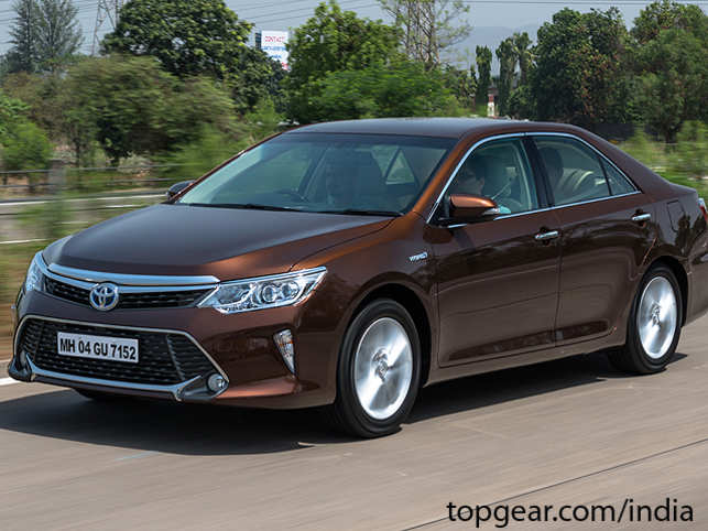 The New Toyota Camry Achieved Reasonable Success Surprisingly Thanks To Hybrid Version