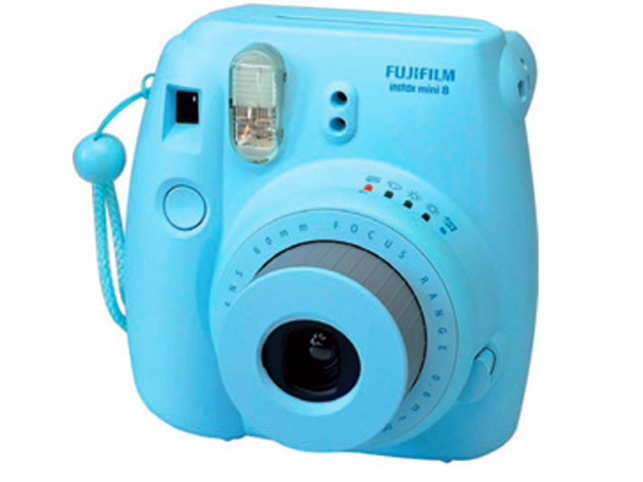 First 'developed' and popularised by Polaroid, the company is sadly no more -leaving Fujifilm to carry the mantle forward.