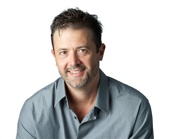 Pearls Before Swine creator Stephan Pastis dwells on threats to cartoonists, quitting a 'boring' corporate job and his liking for Indian culture.