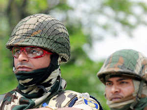 Rajnath Singh praised the central paramilitary force personnel for their 'pious and gallant' deeds and said the government will soon announce some important decisions for their welfare.