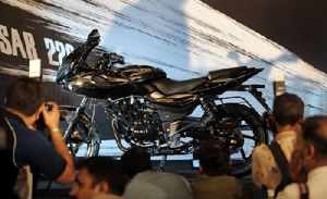 New Pulsar: Fastest production bike in India