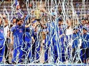 Yesterday, the Mumbai Indians clinched their second second IPL title following a crushing 41-run win over Chennai Super Kings in a lop-sided summit clash.