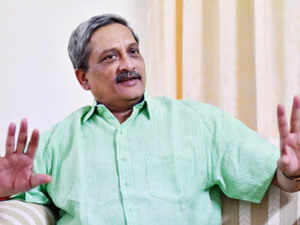"Undeterred by the controversy over his earlier ""terrorists have to be neutralised only through terrorists"" remark, Defence Minister Manohar Parrikar has asserted that he will go to ""any extent"" to protect India."