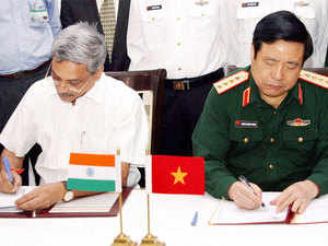 India and Vietnam have decided to enhance their bilateral defence cooperation and signed a joint vision statement for the next five years.