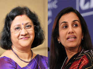 SBI Chief Arundhati Bhattacharya, ICICI bank head Chanda Kochhar are among the world's 100 most powerful women, according to the Forbes' annual list.