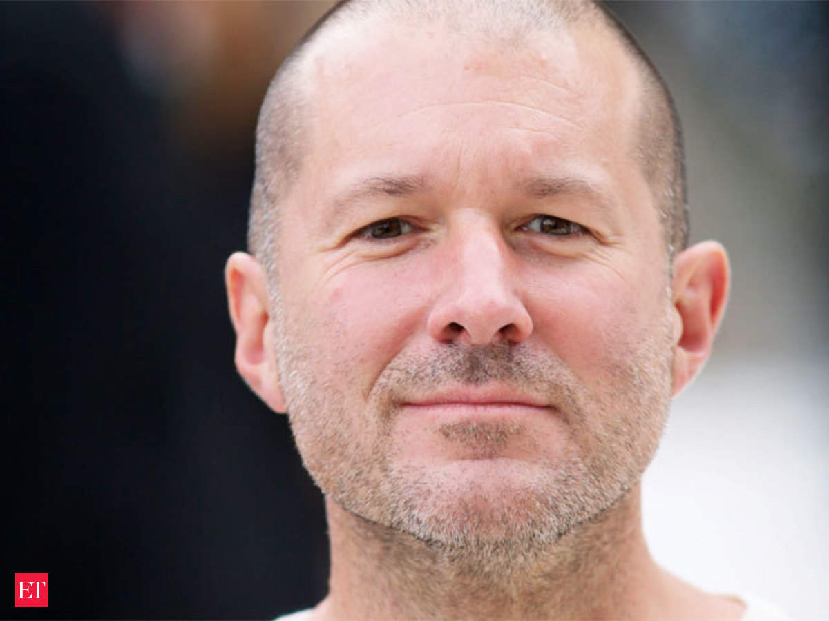 Apple Names Jony Ive As Chief Designer The Economic Times