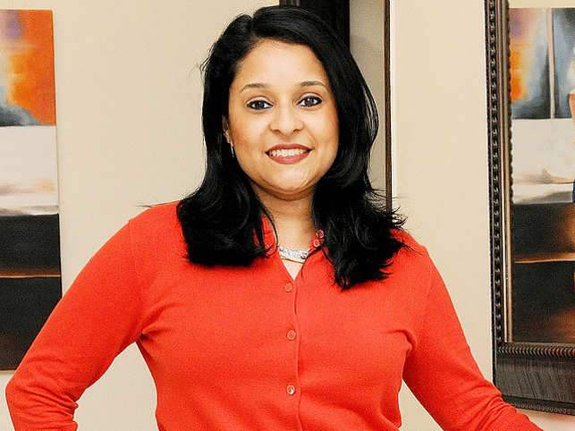 Neither of us finds our work a chore: Tina Chulet, wife of Quikr