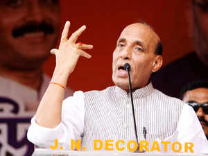 Union Home Minister Rajnath Singh on Tuesday said India's response to cross-border firing along the international border and LoC in Jammu & Kashmir was so strong that it sent Pakistan scurrying to the UN seeking intervention.