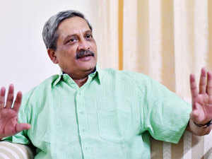 """Foreigners are not involved in it (naxal movement). We use army where outside forces are involved. We use army against terrorists in Kashmir,"" Parrikar said."