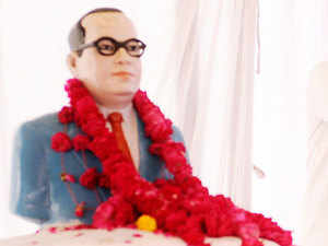 Both BJP and Congress are planning to observe Ambedkar's birth anniversary in their attempt to reach out to the Dalit community.