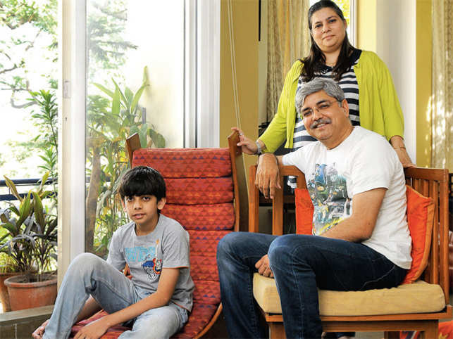 "For their part, Chaudhry and her entrepreneur husband Rajneesh Singh, 51, have different ideas about retirement. ""We are looking forward to it."
