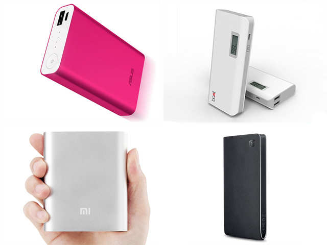 Four best power banks to charge your smartphone from - Four best ... 50b68d9844