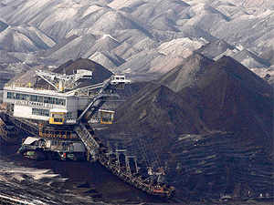 State-owned Coal India's pithead stock has increased by 13 per cent to 48.6 million tonnes as on May 29.