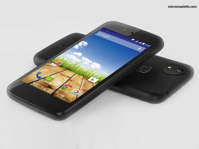 Camera - Micromax launches Canvas A1 AQ4502 at Rs 6,039