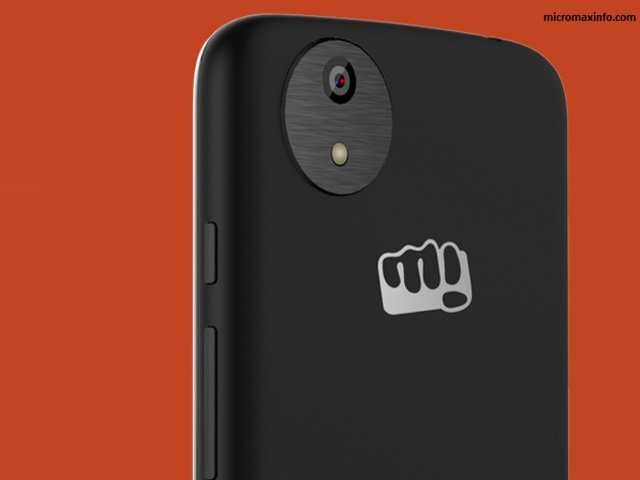 Micromax launches Canvas A1 AQ4502 at Rs 6,039 - Micromax
