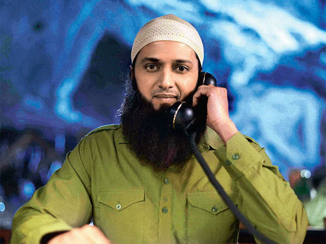 Riteish Deshmukh's character in 'Bangistan', called Hafeez Bin Ali, is a Muslim who lives in the North of Bangistan and works in a BPO.