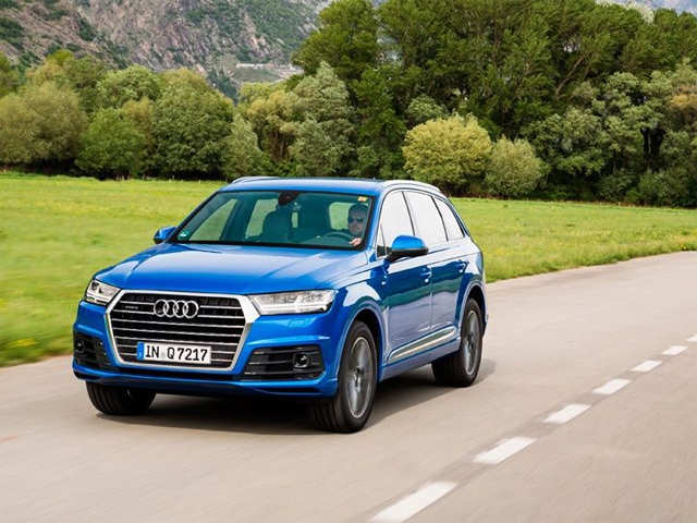 Review The New 2016 Audi Q7